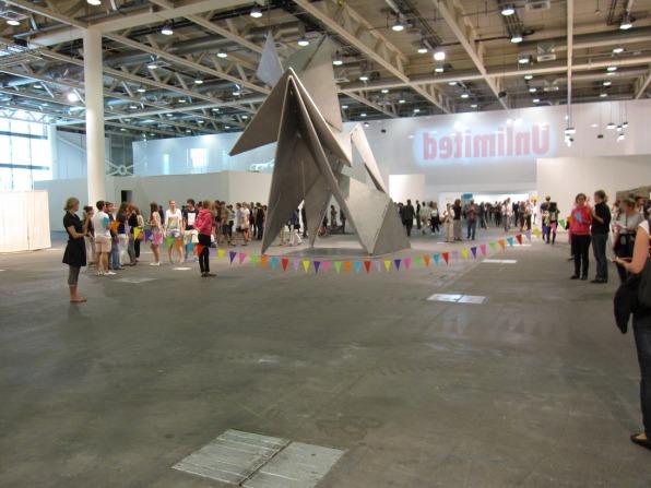 STRANGERS - Amalia Pica @ ART BASEL 2013