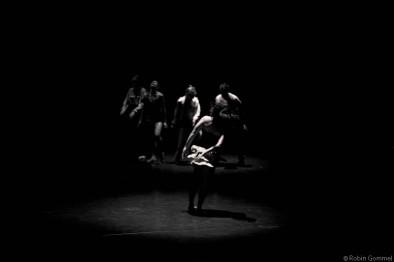 BLACKJACK - IMPROVISATION QUINTETT VOLER VOLAR with Noelia Mansilla Diaz, Nadine Jundt, Mirjam Bührer, David Hernandez and Me © Robin Gommel