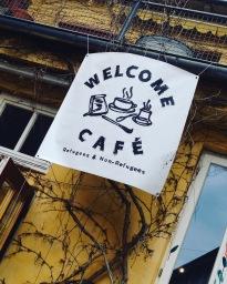 WELCOME CAFÉ @ Grethergelände