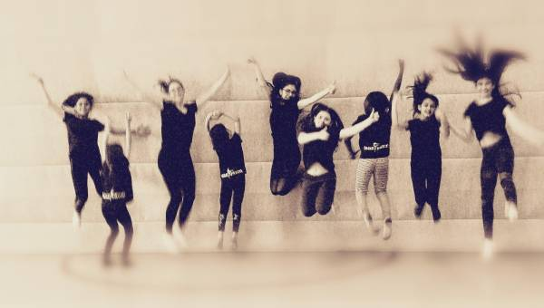 Tanz(t)raum : Jump* 2019